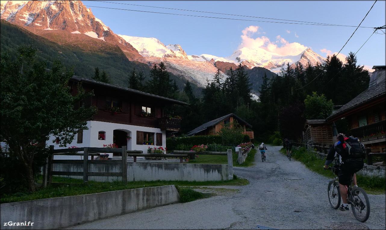 W Chamonix